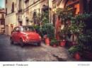 Unfall in Italien