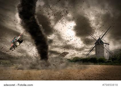Orkan Kyrill: Sturmschaden an Auto und Haus – Aktuelle Urteile aus der Rechtsprechung