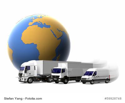 Paketdienstfahrer und Kurierdienstfahrer scheinselbständig?