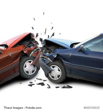Wer ist schuld beim Autounfall? (Anscheinsbeweis im Straßenverkehr)