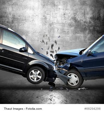 Unfall im Urlaub