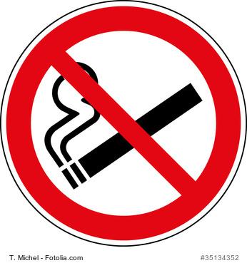 Ein Rauchverbot auch ohne Raucherpause und Raucherraum