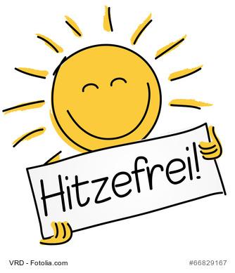 Hitzefrei wegen Sommerhitze 2015 – die neue Hitzerichtlinie
