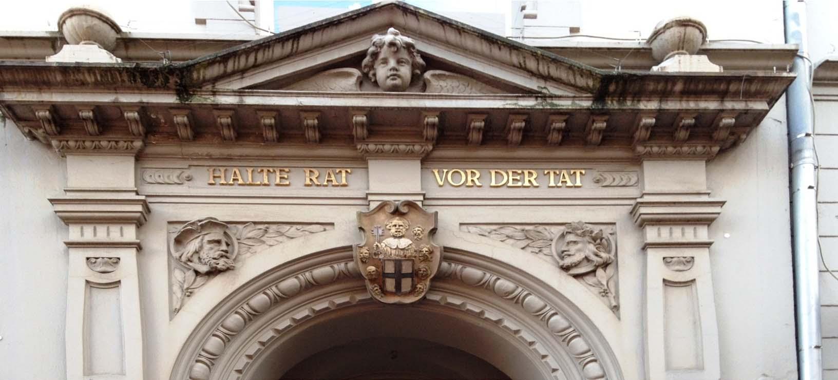 Aufhebungsvereinbarung bei Sal. Oppenheim