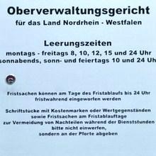OVG NRW vom 22.08.2012: Urlaubsabgeltung auch für Beamte!