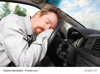 Verkehrsunfall: Sekundenschlaf am Steuer und ausgeschlafene Richter