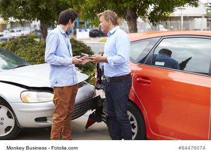 Verkehrsunfall: Die 10 wichtigsten Tipps