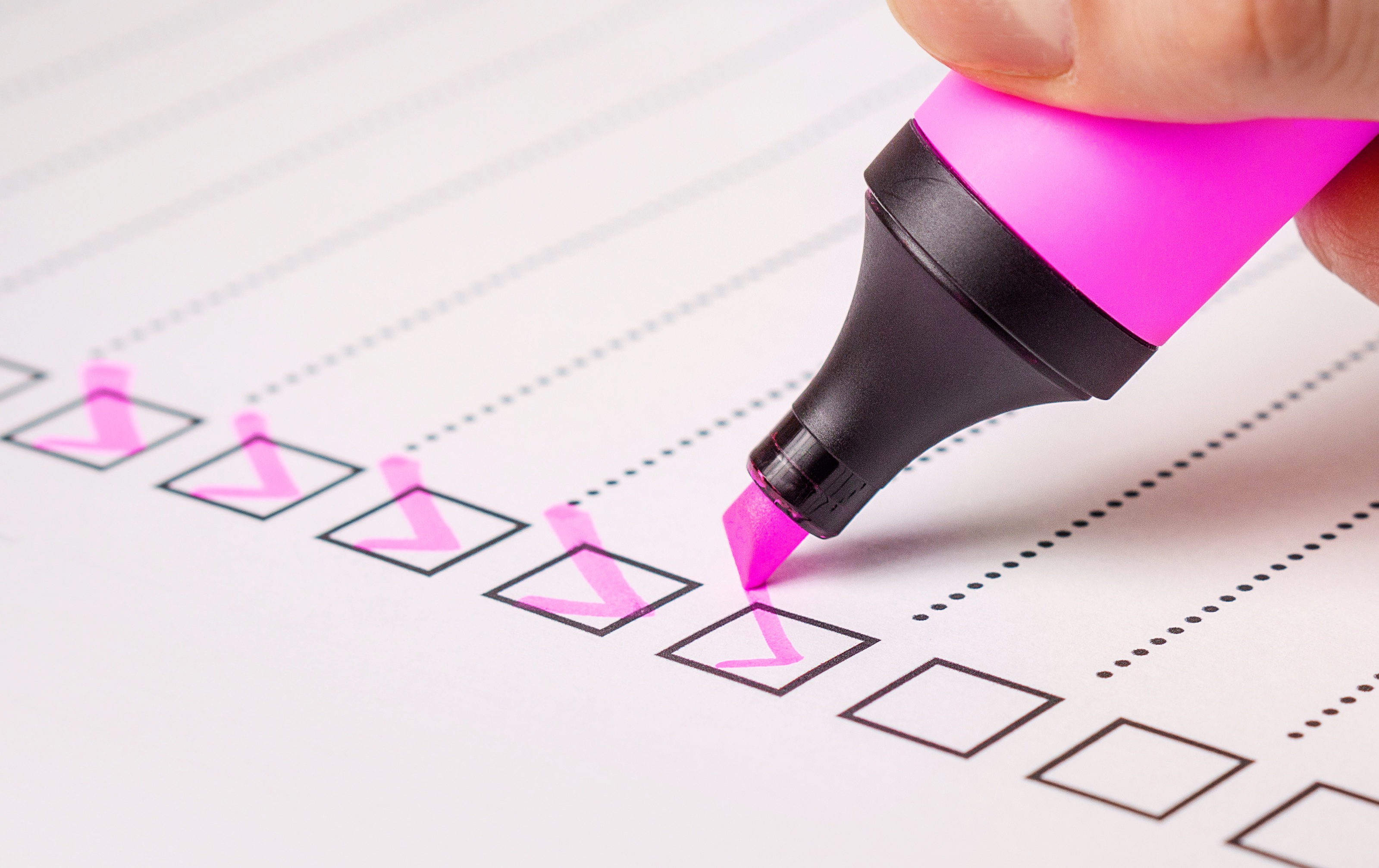Checkliste für den Erben – was zu tun ist